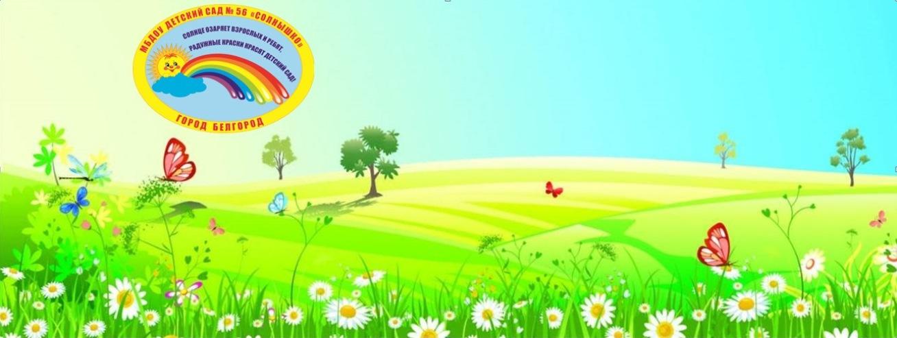 МБДОУ детский сад общеразвивающего вида №56 «Солнышко»
